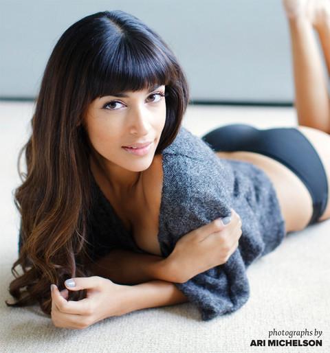 Tracey Mattingly News Hannah Simone In Maxim