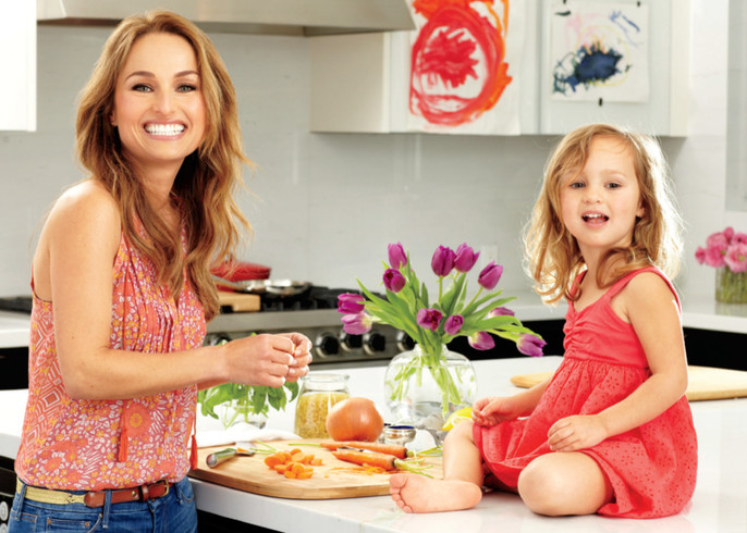 Giada De Laurentiis Nails Giada De Laurentiis in People