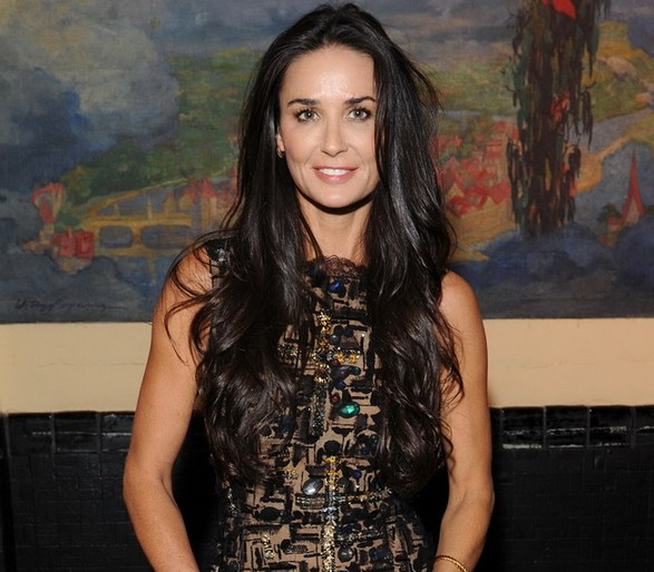 tracey mattingly news demi moore at the gems girls