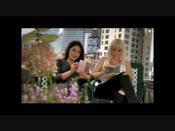 - America Ferrera for Nintendo DS
