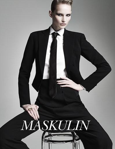 Maskulin feminin