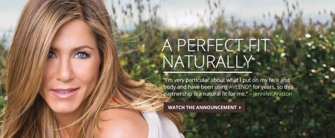 Tracey Mattingly News Jennifer Aniston For Aveeno