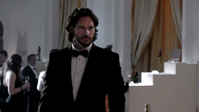 "- Joe Manganiello in the Magnum Ice Cream ""As Good As Gold"" Commercial"