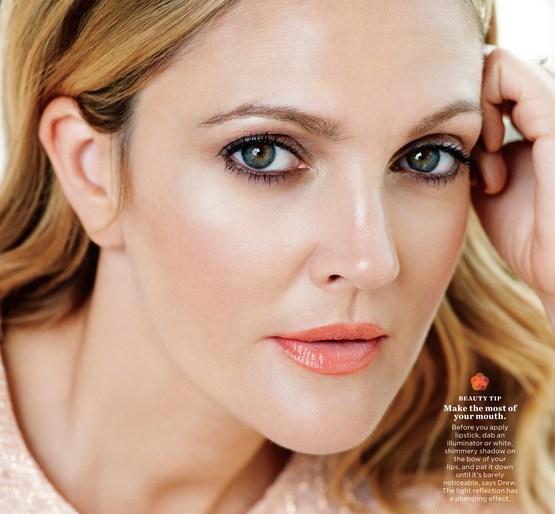 Drew Barrymore Makeup ... Drew Barrymore Makeup