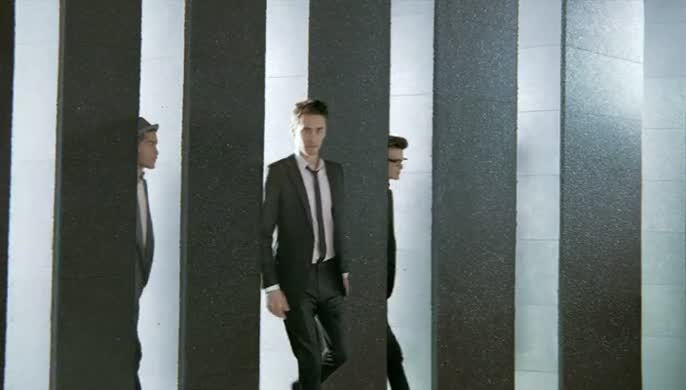 - Jared Leto for Hugo Boss