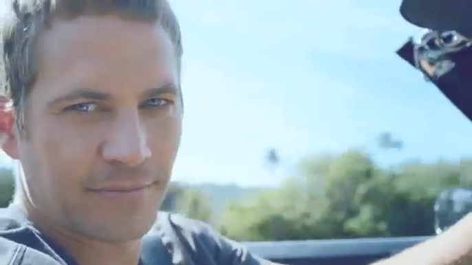 - Paul Walker for Davidoff Cool Water