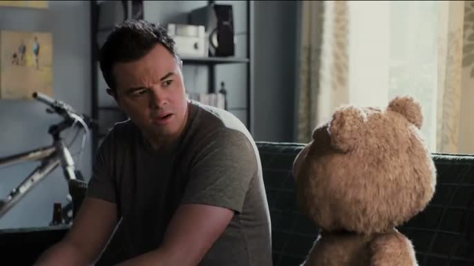 "- Seth MacFarlane for ""A Million Ways to Die in the West"""