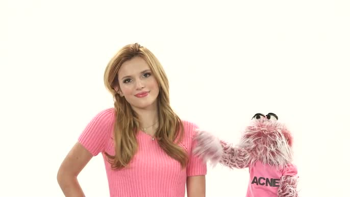 - Bella Thorne for Seventeen & Neutrogena