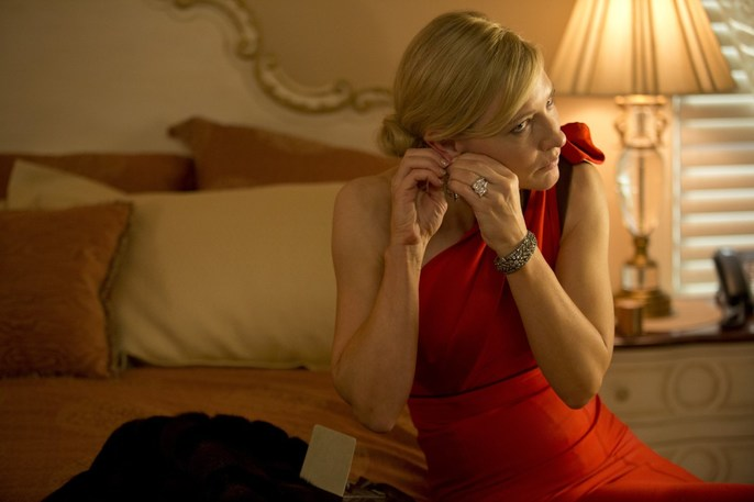 - Blue Jasmine   Request for Cate Blanchett   Directed by Woody Allen