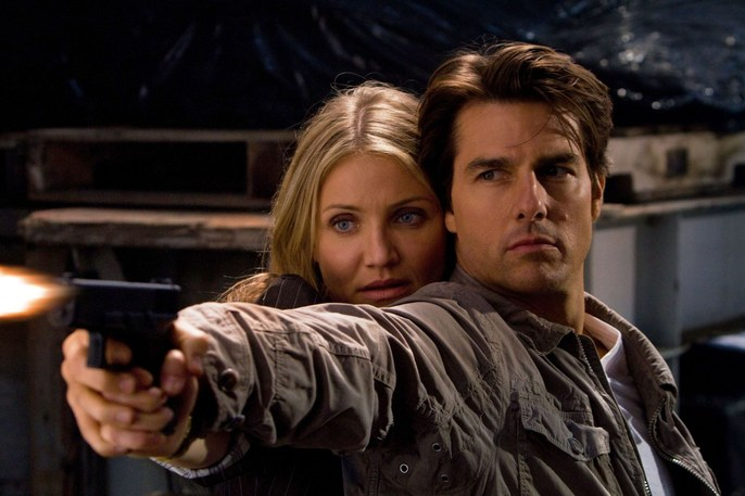 - Knight & Day | Request for Cameron Diaz | Directed by James Mangold
