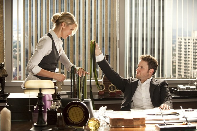 - The Green Hornet   Request for Cameron Diaz   Directed by Michel Gondry