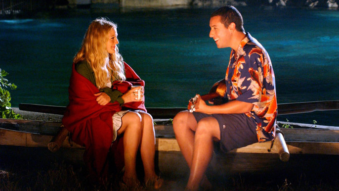 - 50 First Dates | Request for Drew Barrymore | Directed by Peter Segal