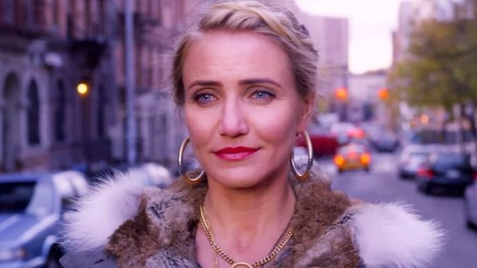 - Annie   Request for Cameron Diaz   Directed by Will Gluck