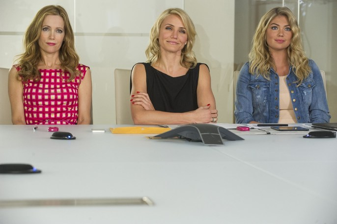 - The Other Woman   Request for Cameron Diaz   Directed by Nick Cassavetes