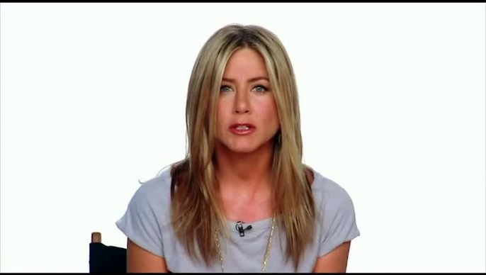 "- Jennifer Aniston in ""The Ellen DeGeneres Show"" Promo"