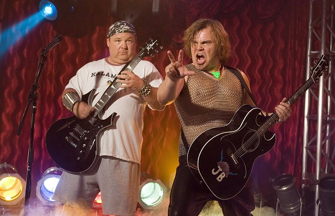 - Tenacious D: The Pick of Destiny | Jack Black | Directed by Liam Lynch