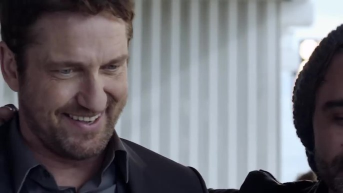 "- Gerard Butler for Festina ""Time to Live"""