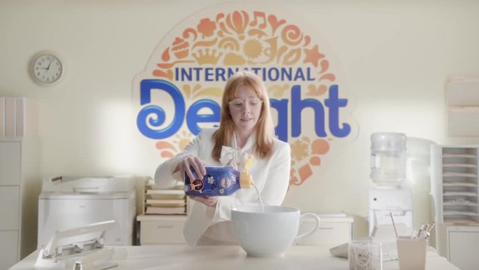 - International Delights | Mornings | Directed by Jared Hess