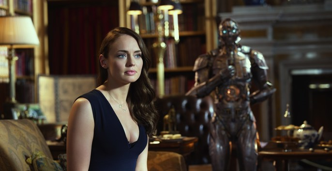 - Transformers 5: The Last Knight | Req:Laura Haddock | Directed by Michael Bay