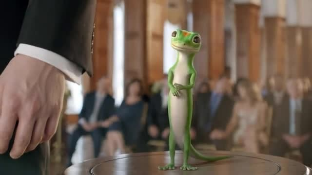 - Geico | Best Man | Directed by Roman Coppola