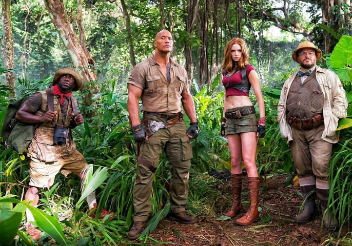 - Jumanji: Welcome to the Jungle | Jack Black | Directed by Jake Kasdan