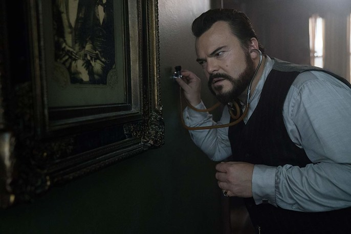 - The House With a Clock In It's Walls | Jack Black | Directed by Eli Roth