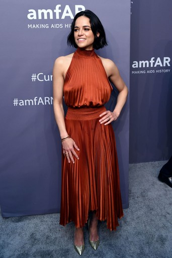 Tracey Mattingly - News - amfAR Gala New York February 2019