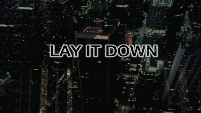 - Lloyd | Lay It Down | Directed by Mickey Finnegan