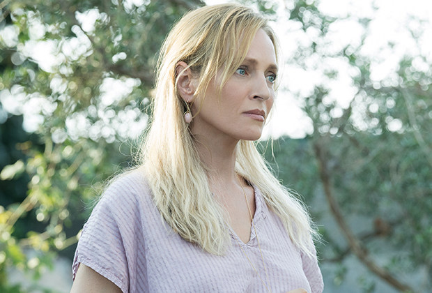 - Chambers   Request for Uma Thurman   Directed by Alfonso Gomez-Rejon