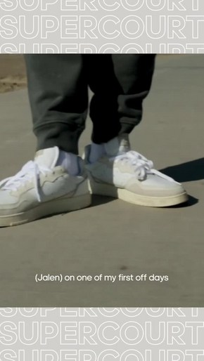 - Adidas x Supercourt | Directed by Jacob Fischer